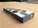 Aluminum Foot Peg Assembly for C-17 Aeromed